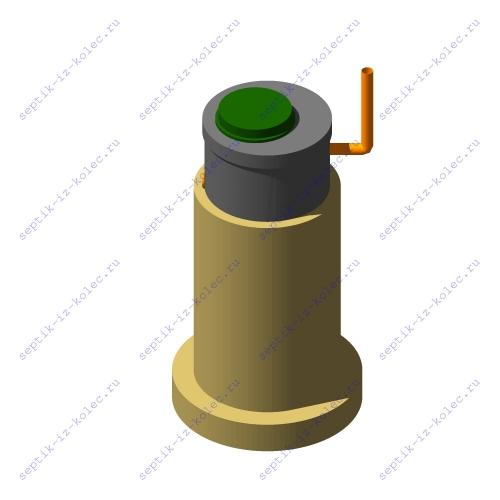 Фильтрующий (дренажный) колодец
