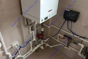 Скважина и водоснабжение дома