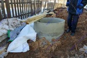 Строительство колодца для водоснабжения частного дома