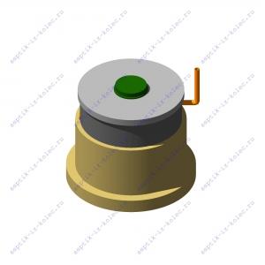 Фильтрующий колодец из 2-ух железобетонных колец ФК 2,0 х 2