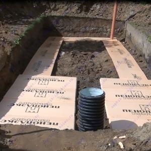Поле фильтрации подземное ПФ 15