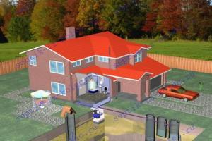 Автономная канализация загородного дома. Из чего состоит автономная канализация загородного дома. Характеристики автономной канализации загородного дома.
